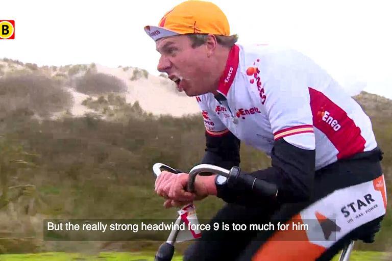 Dutch Headwind Cycling Championships - rider