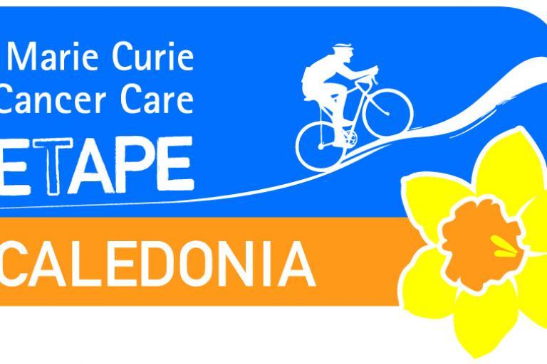 Etape Caledonia 2011 logo