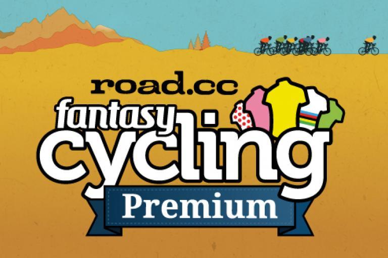 Fantasy Cycling premium logo