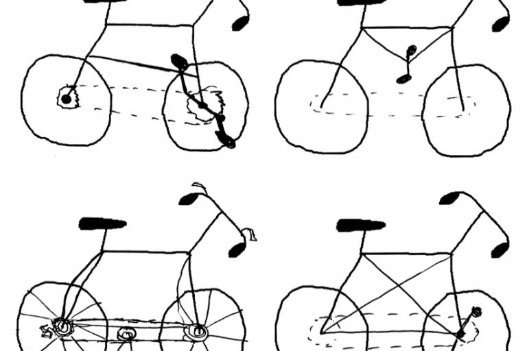Four badly drawn bikes.png