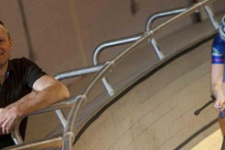 Gary Coltman (c) Scottish Cycling
