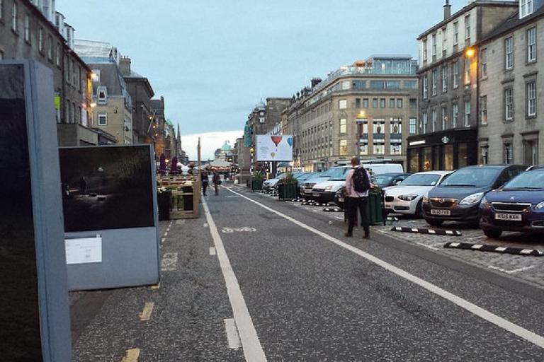 George Street, Edinburgh (CC licensed by David Hodgson via Flickr)