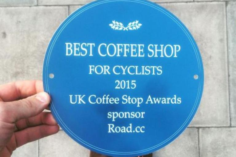 Giro Cycles - UK's best coffee shop for cycles 2015