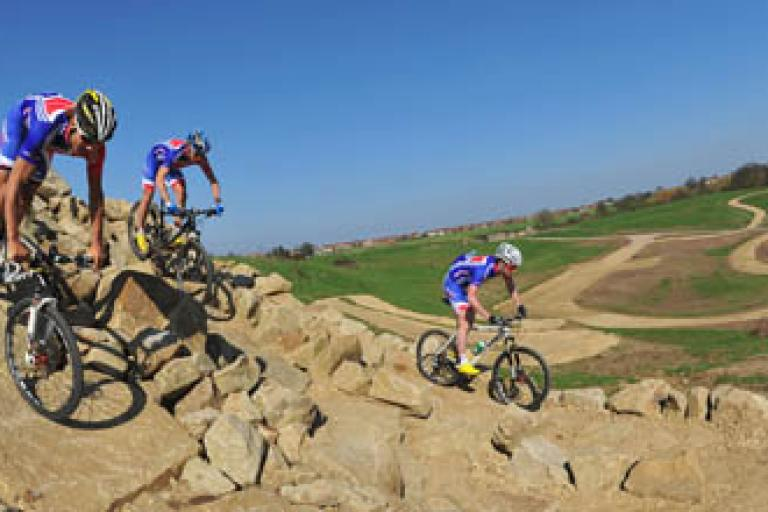 Hadleigh Farm GB riders picture credit London 2012.jpg