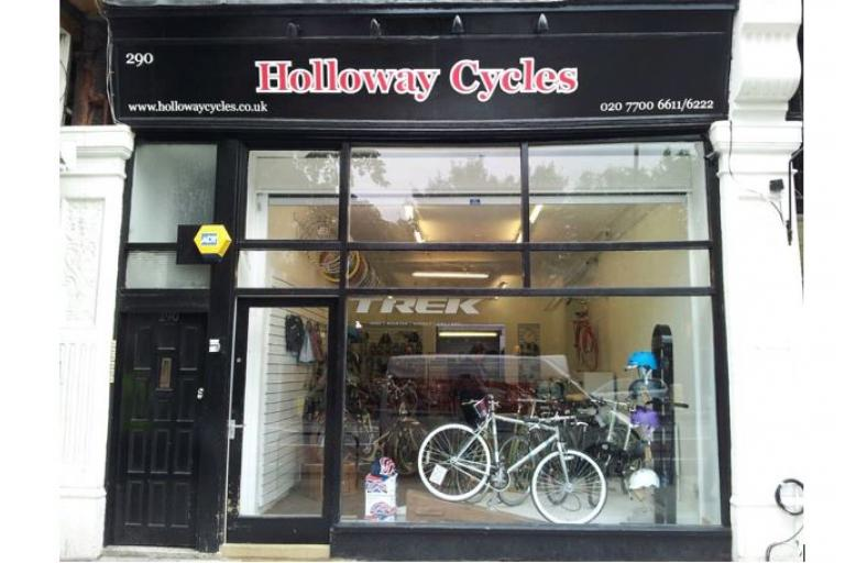 Holloway Cycles 3x2 (source Facebook)