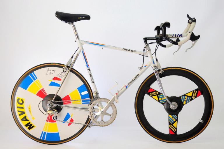 Indurain TT bike