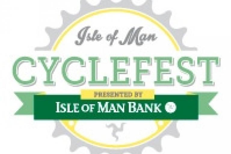 Isle of Man Cyclefest logo