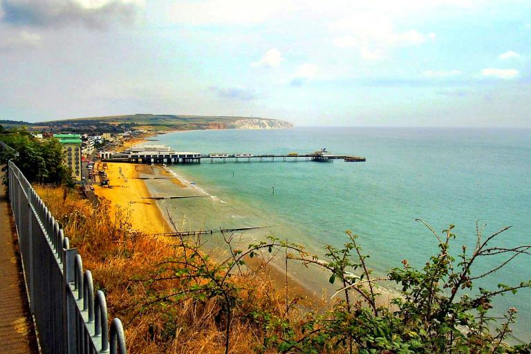 Isle of Wight, pic credit Ronald Saunders, source Flickr Creative Commons