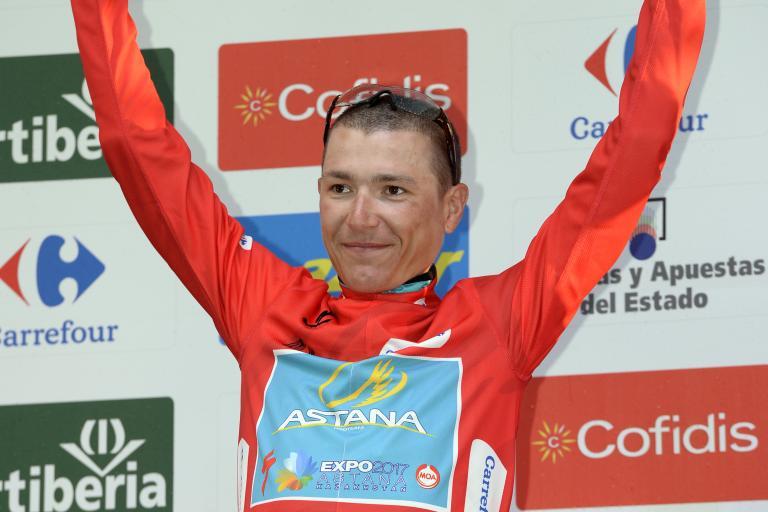Janez Brajkovic (copyright Vuelta 2013:Graham Watson)