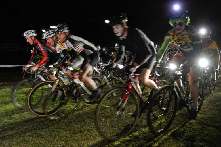 Knog Muddly Hell - Stephen Adams, Nick Craig, Chris Metcalfe, Phil Glowinski, Andy Waterman start seniors