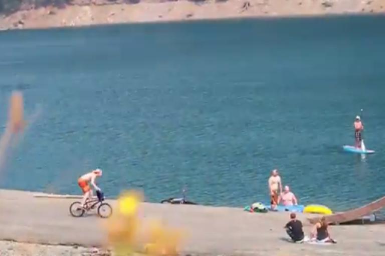 Lake Jump screen grab.png