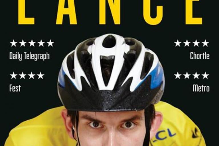 Lance by Kieran Hodgson