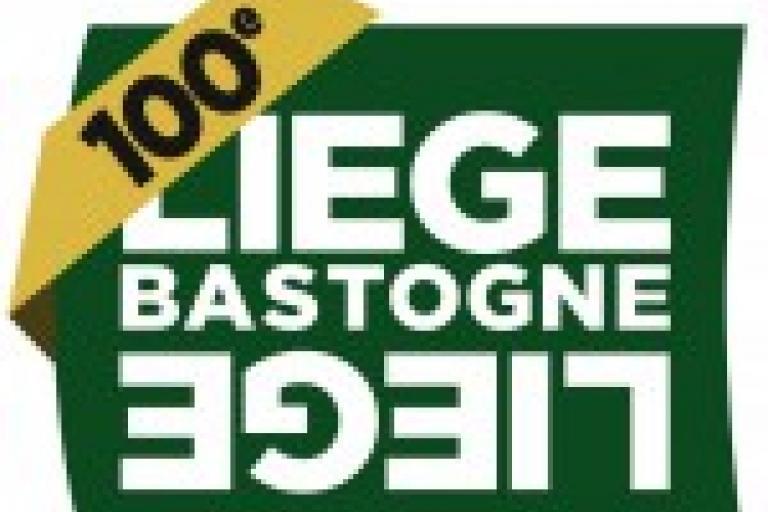 Liege Bastogne Liege 2014 logo