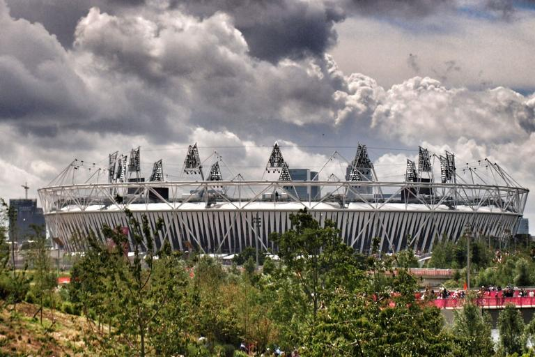 London 2012 Olympic Stadium (copyright Simon MacMichael)
