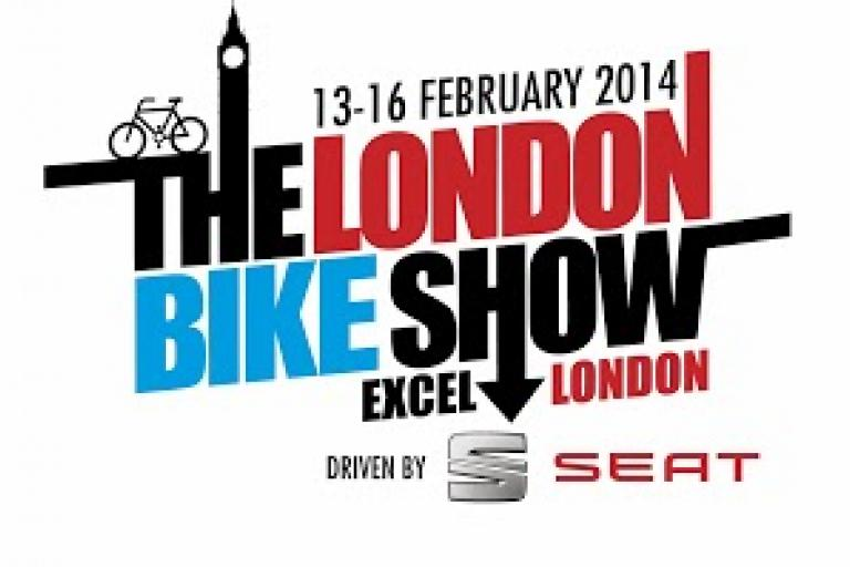 London Bike Show 2014 logo