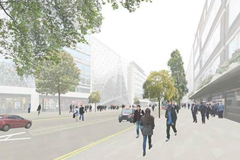 Mid-Baker-Street-looking-north_PROPOSED