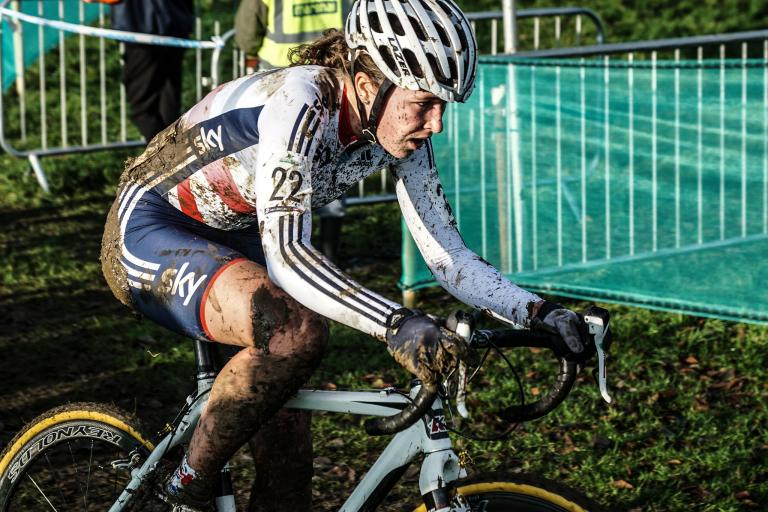 Milton Keynes World Cup cyclo-cross (CC BY-NC-SA 2.0 Adam Bowie:Flickr)