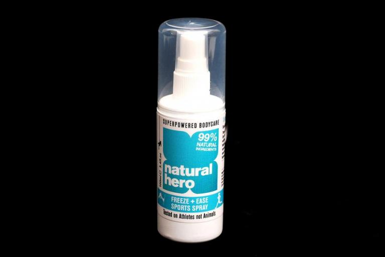 Natural Hero Freeze Ease Sports Spray