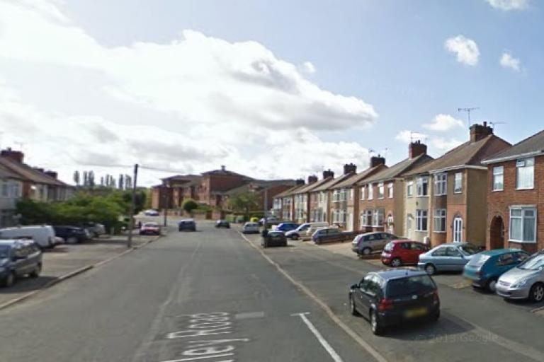 Netherley Road, Hinckley (picture Google Street View)