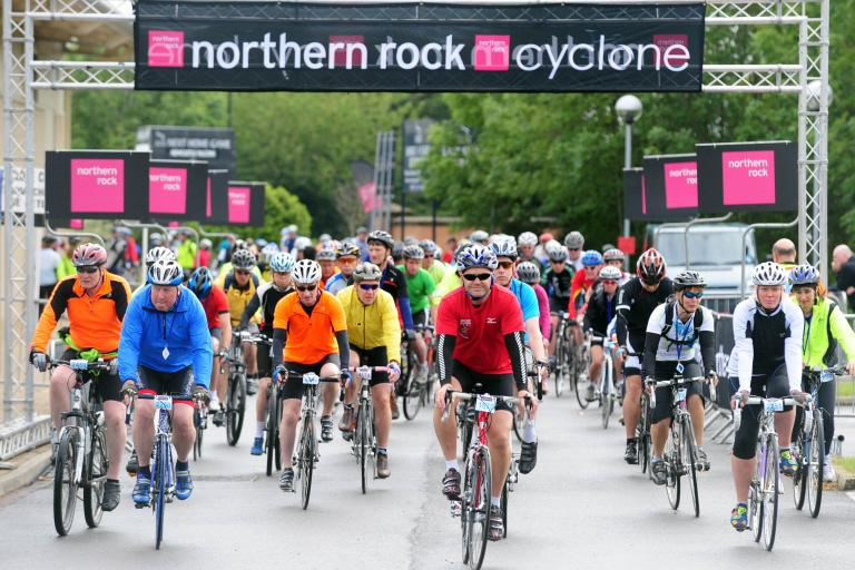 Northern Rock Cyclone Challenge 2011