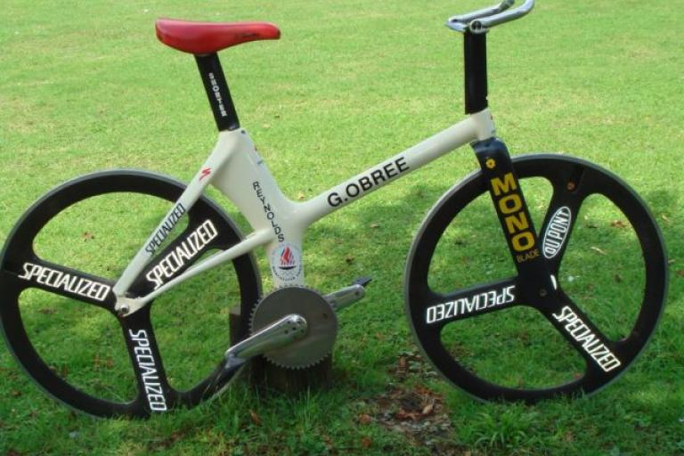 Obree bike