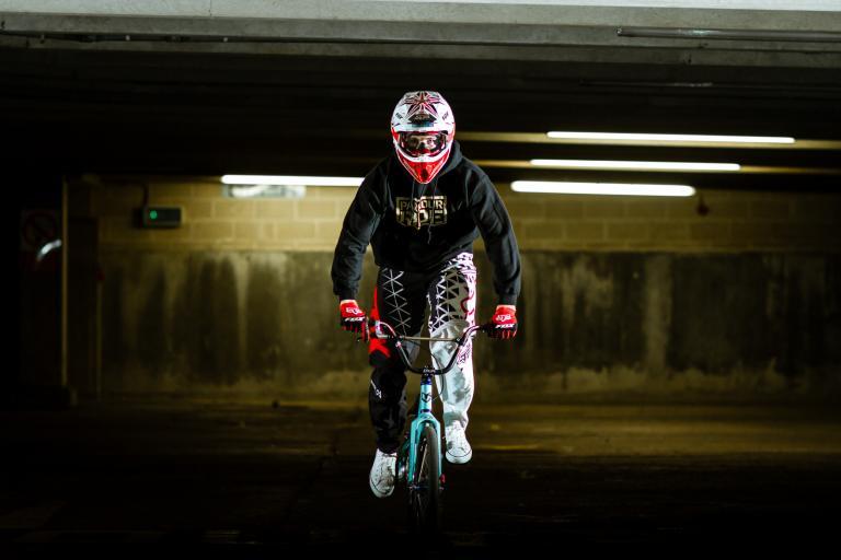 Parkour Ride BMX