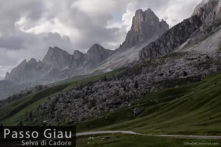 Passo di Giau (picture The Col Collective)