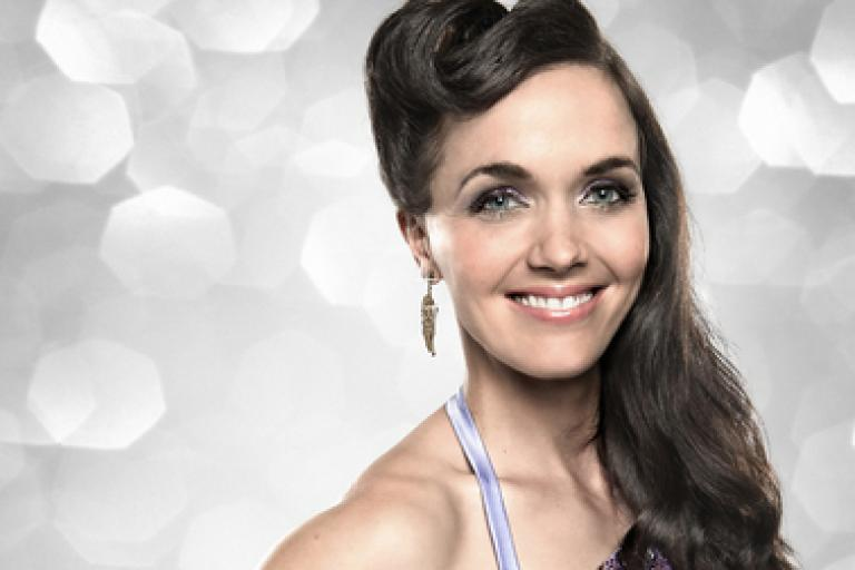 Pendleton Strictly Come Dancing - BBC photo