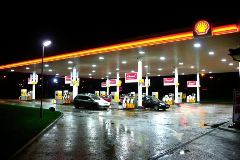 Petrol Station copyright Simon MacMichael .jpg