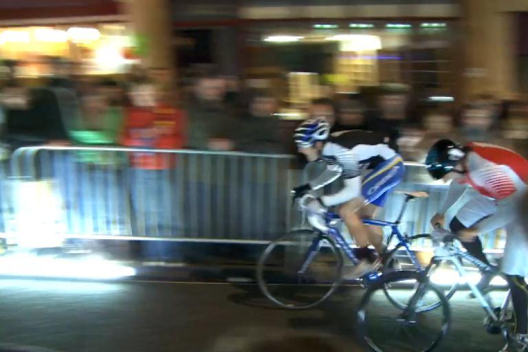 Charge Bikes Hill Chasers video: That looks like John Whittington