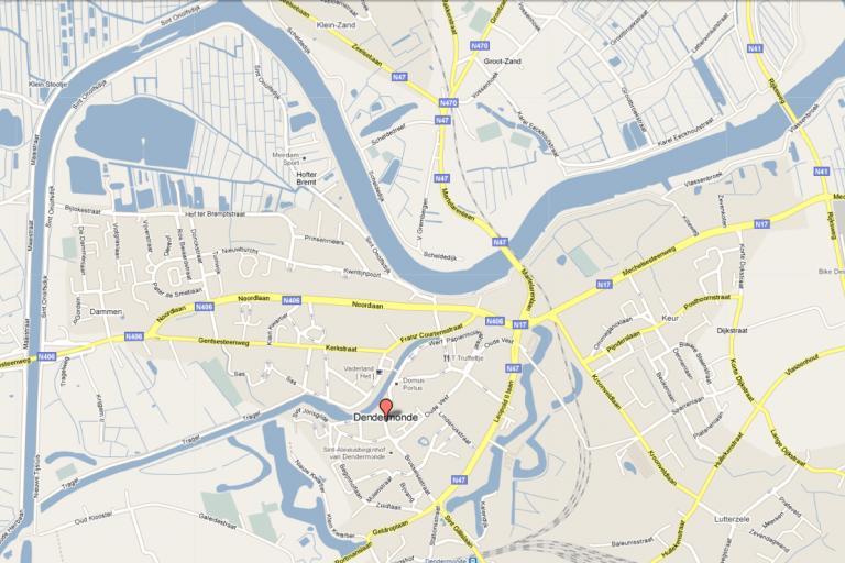 Dendermonde map.png