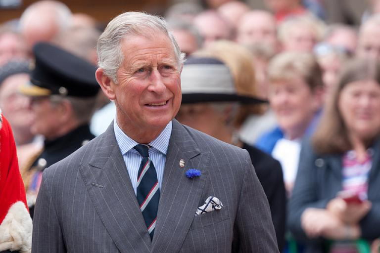 Prince Charles (licenced on Flickr by Dan Marsh under CC BY-SA 2.0)