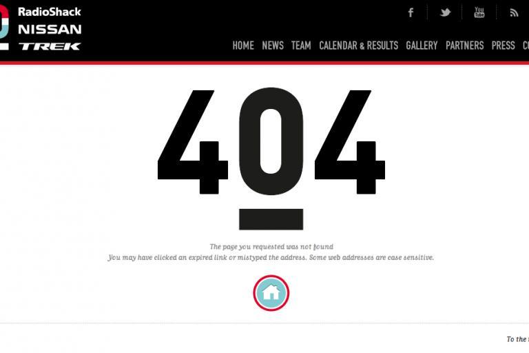 RSNT 404 error