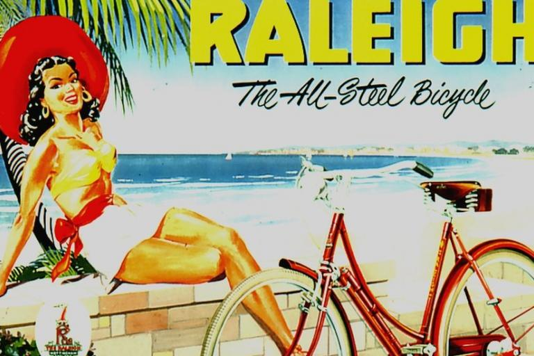 Raleigh glamour poster