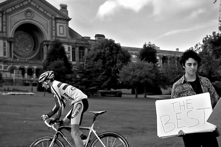 Rapha Super Cross Ally Pally Video Still