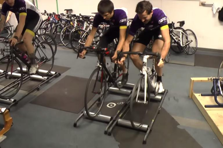 Roller Battles - via Chris Haskell's YouTube account