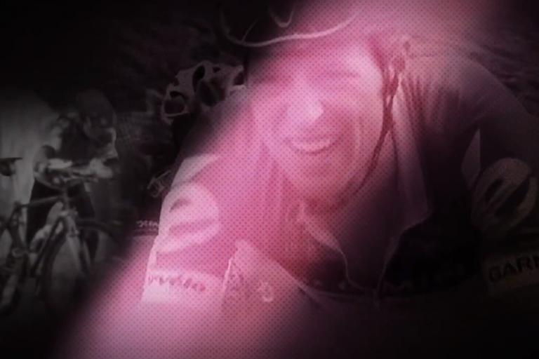 Ryder Hesjedal Giro 2013 Fight for Pink video still