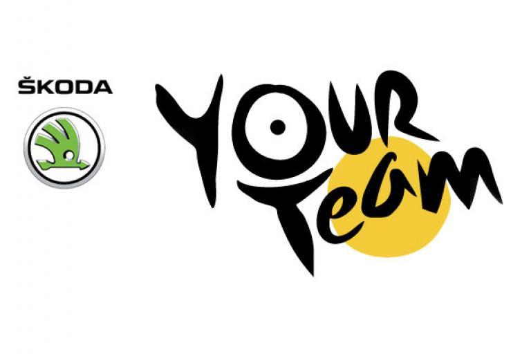 SKODA-Your-Team-logo