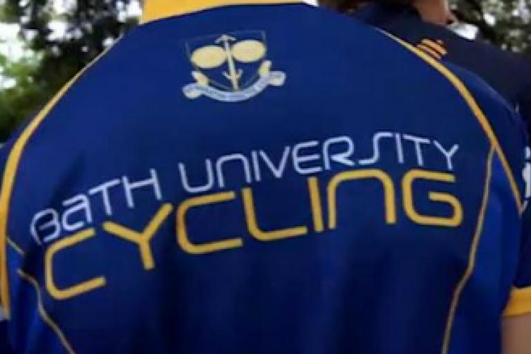 Bath Uni CC jersey logo
