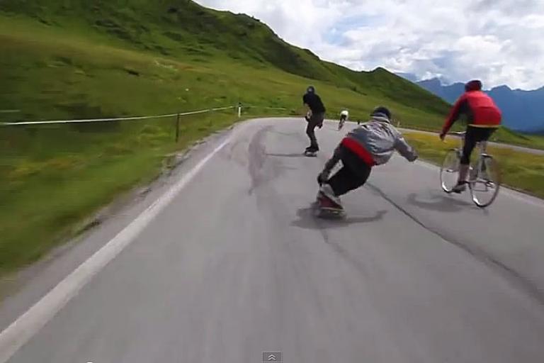 Skate vs bike