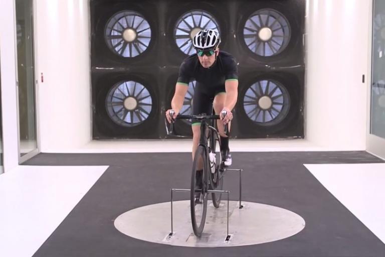 Specialized Win Tunnel Disc rim brakes