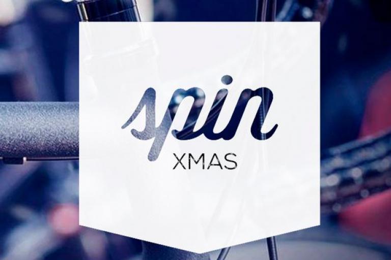 Spin Xmas logo 2014