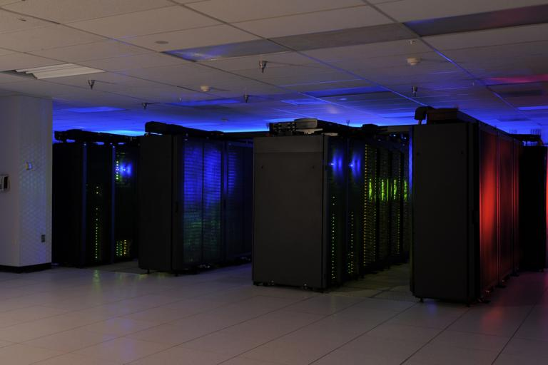 Supercomputer (CC BY 2.0 licenced by NASA Goddard Space Flight Center:Flickr)