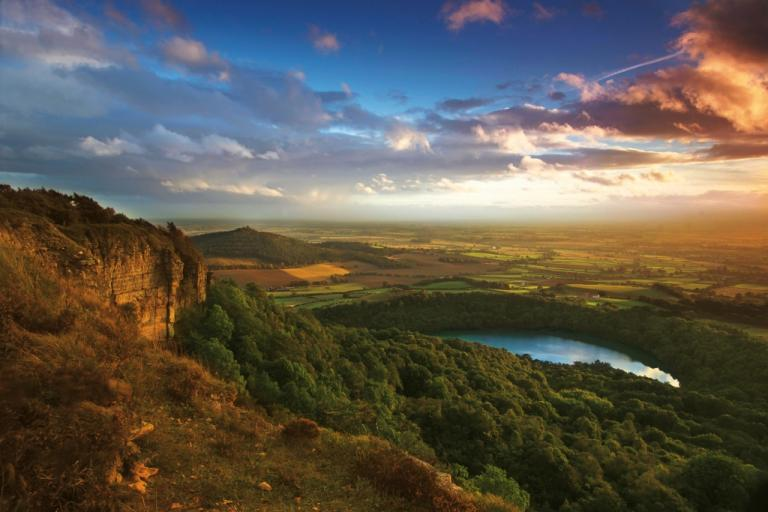 Sutton Bank (picture credit Welcome to Yorkshire)
