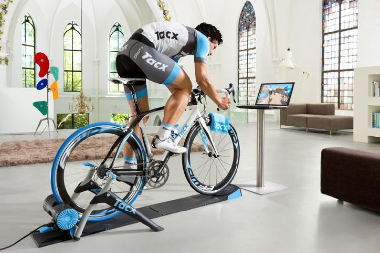 Tacx i-Genius Multiplayer models are among the stolen trainers