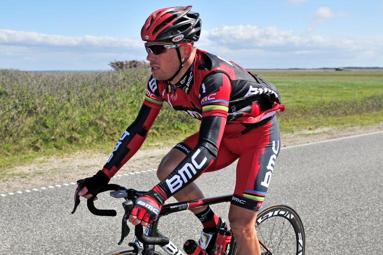 Thor Hushovd in 2012 Giro d'Italia (pic Daniele Badolato - LaPresse - RCS Sport)