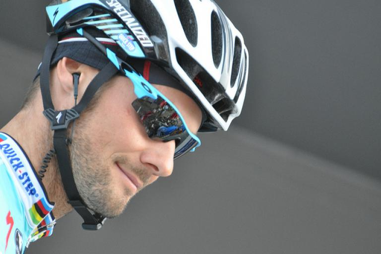 Tom Boonen - Licenced under CC BY-SA 2.0 by  Laurie Beylier on Flickr