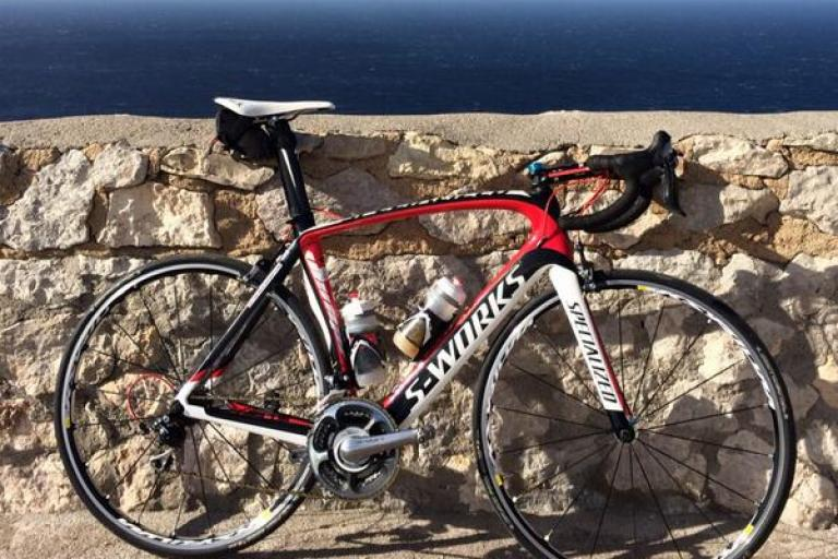 Tom Fitzpatrick's Specialized S-Works Venge