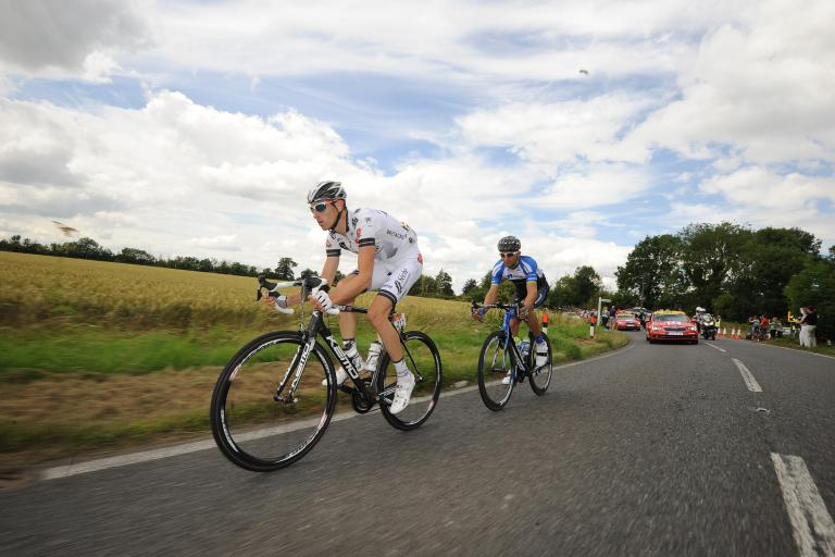 Tour de France 2014 Cambridge-London break (source L'Etape London)