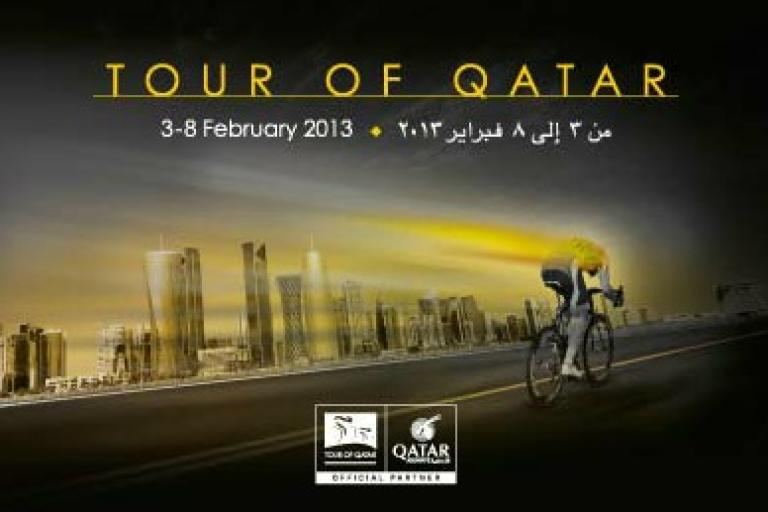 Tour of Qatar 2013 logo